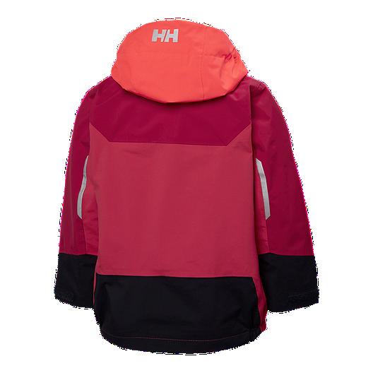 bd90e74a Helly Hansen Toddler Girls' K Shelter Jacket | Sport Chek