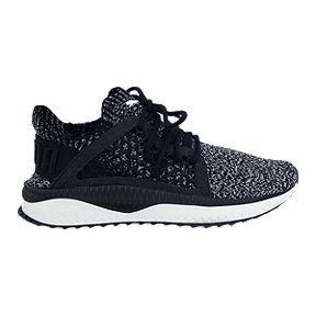 be9d967852e4 PUMA Men s Tsugi NETFIT evoKNIT Shoes - Black Grey