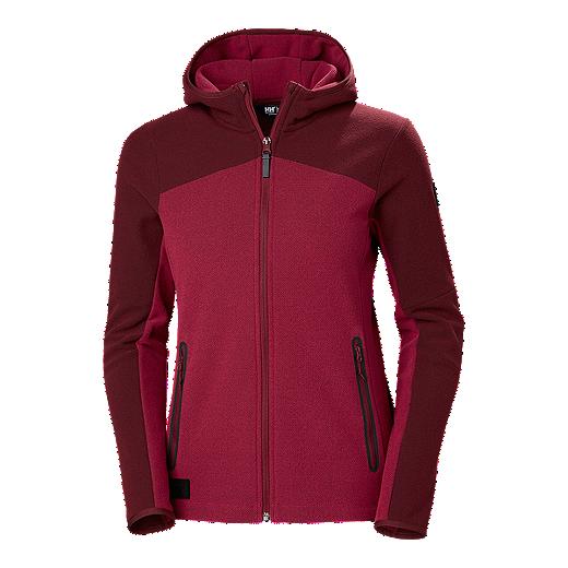 e2c71026 Helly Hansen Women's Vanir Fleece Jacket - Persian Red - PERSIAN RED