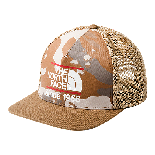 ede0c496 The North Face Keep It Structured Trucker Hat - Moab Khaki | Sport Chek