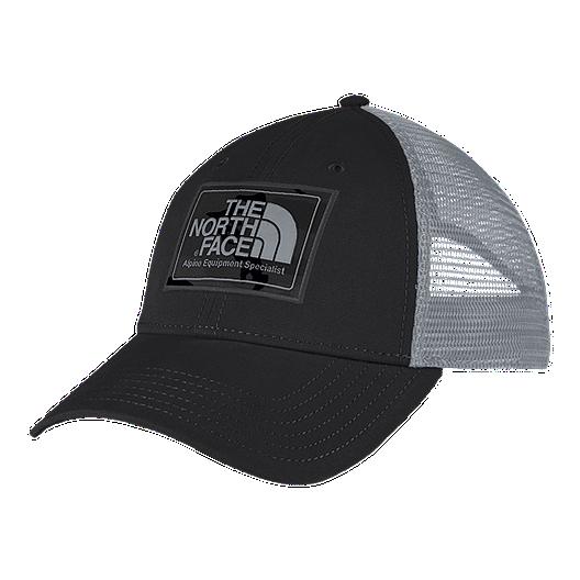 d3cd80c74419e The North Face Men s Mudder Trucker Hat - Black