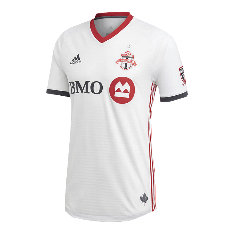 e7b58b7fa Toronto FC Men s adidas 2018 19 Authentic Away Jersey
