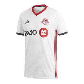 65c438635e3 Toronto FC Men s adidas 2018 19 Replica Away Jersey