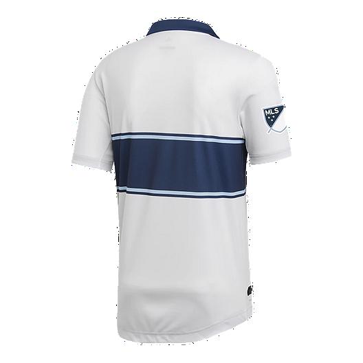 the best attitude dec7f 98271 Vancouver Whitecaps Men's 2019 adidas Authentic Home Jersey
