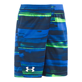 Under Armour Boys' 4-7 Boost Latitude AOP Short