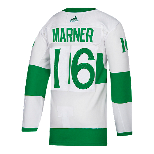 0136f251365 St. Pats adidas Authentic Mitch Marner Jersey