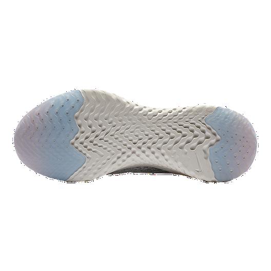 b3bc91dee76c Nike Women s Epic React Running Shoes - Light Silver Sail Green. (0). View  Description