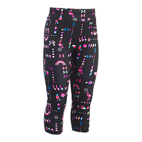 Under Armour Toddler Girls' Emoji Best Life Capri Tight