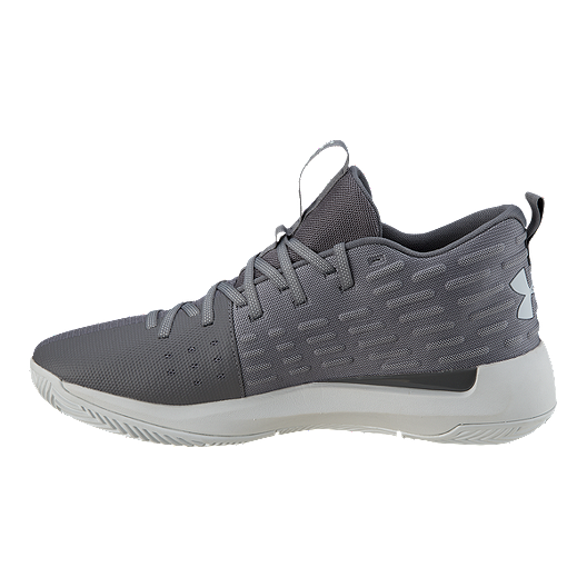 save off 13bc6 fed2d Under Armour Men s Lightning 5 TB Basketball Shoes - Grey. (0). View  Description