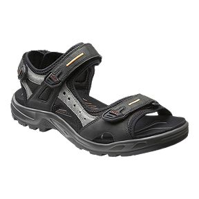 06b68aef800e Ecco Men s Yucatan Sandals - Black