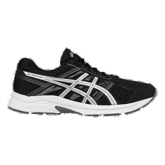 Blacksilvercarbon Gel Training Men's Contend Asics 4 Shoes 8kwONn0PX