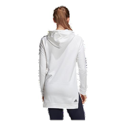 adidas | 3 Stripe Pullover Hoodie | Nordstrom Rack