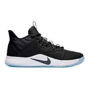 bafcc406b75 Nike Men s Paul George 3 Basketball Shoes - Black