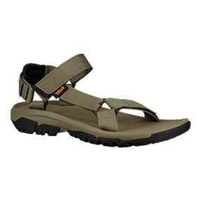fc3cebe25 Teva Men s Hurricane XLT2 Sandals - Dark Olive