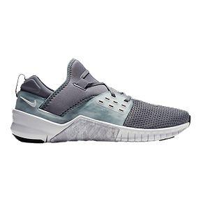 cbadddde470b Nike Men s Free Metcon 2 Training Shoes - Grey Black