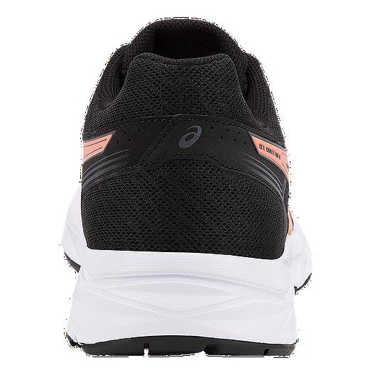 8b3aba40 ASICS Women's Gel Contend 4 Training Shoes - Black/Orange