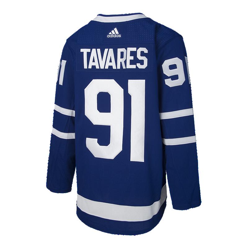 Toronto Maple Leafs John Tavares House Crest Jersey - Blue  c5c802999