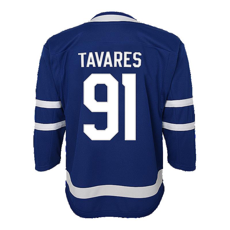 pretty nice d4c67 71ed5 Toronto Maple Leafs adidas Youth John Tavares House Crest Jersey