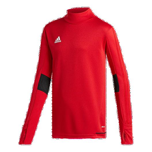 adidas Men's Tiro 17 Training Long Sleeve Shirt | Sport Chek