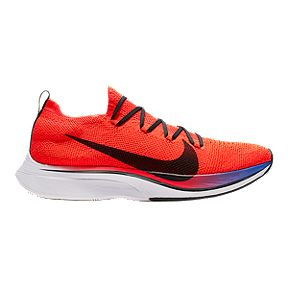 e305b4561048 Nike Men s Vaporfly 4 Flyknit Running Shoes - Red Black White