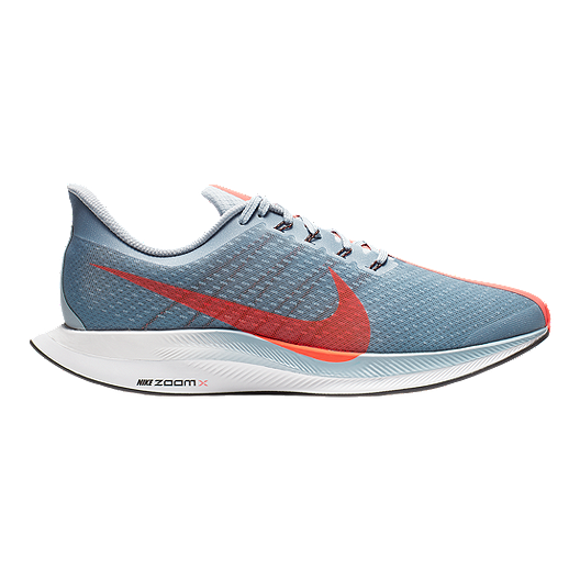 new products e4886 6f158 Nike Men s Zoom Pegasus 35 Turbo Running Shoes - Grey Red   Sport Chek