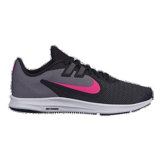 277bbe8759549 Nike Women s Downshifter 9 Running Shoes - Black White