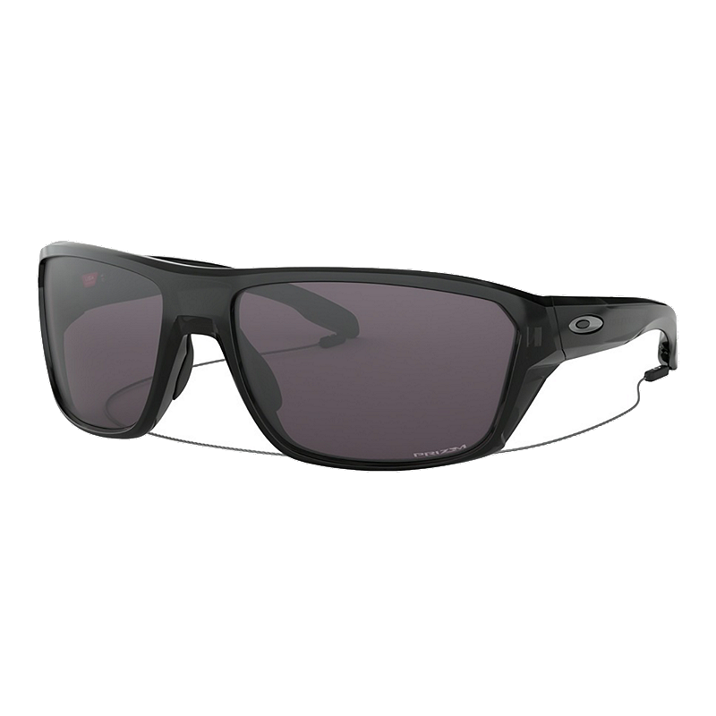 89d9c15ed78 Oakley Split Shot Sunglasses - Black with Prizm Shallow Water Polarized  Lenses