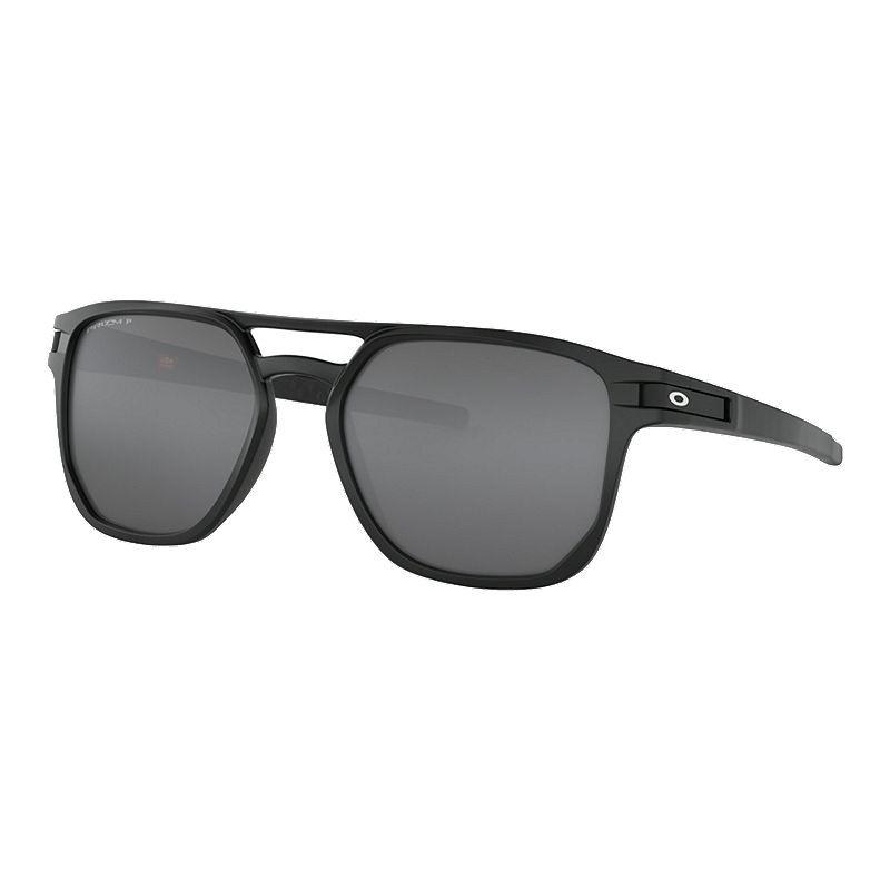 8f3c8105ca8 Oakley Latch Beta Sunglasses - Matte Black with Prizm Black Iridium Polarized  Lenses (888392377012)