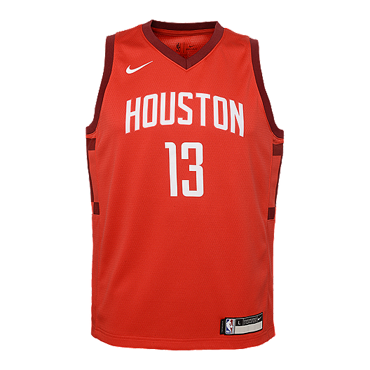 ebc3a1400c9 Youth Houston Rockets City Edition Harden Swingman Flip Jersey ...