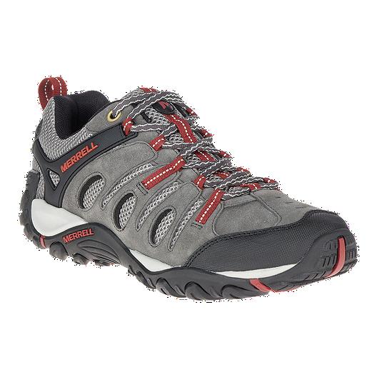 88b63eb89fc41d Merrell Men's Crosslander Vent Hiking Shoes - Grey | Sport Chek