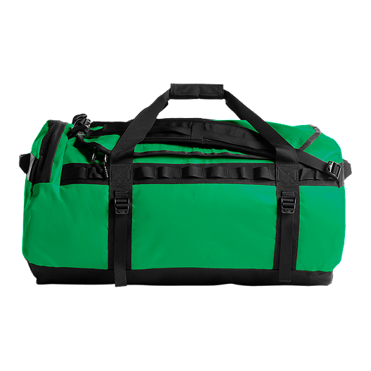 39ddf71b3 The North Face Base Camp 95L Large Duffel Bag - Primary Green