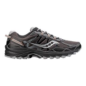 separation shoes 13f8d da0da Saucony Men s Excursion TR11 Trail Running Shoes - Black Orange