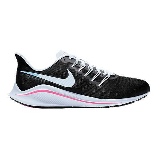 more photos fdf6f 54ca4 Nike Women s Air Zoom Vomero 14 Running Shoes - Black Pink   Sport Chek