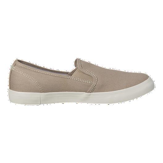 Timberland Women's Newport Bay Slip on Shoes Beige