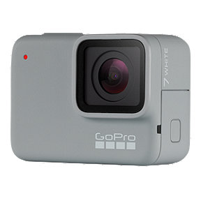 GoPro HERO7 White Edition Action Camera