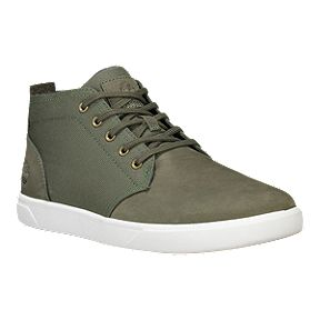 2da140608933 Timberland Men s Groveton Chukka Shoes - Green
