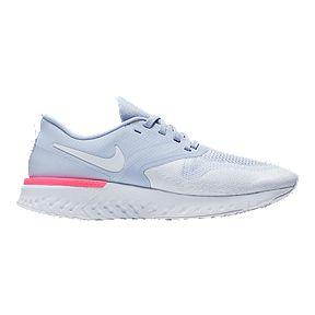 565cde651b56 Nike Women s Odyssey React 2 Flyknit Running Shoes - Blue