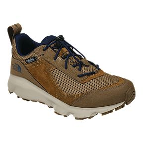 6d4be6f71f The North Face Boys  Hedgehog Hiker II Waterproof Hiking Shoes - Utility  Brown Cosmic