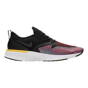 new concept 44b14 c1835 Nike Men s Odyssey React 2 Running Shoes - Black Red