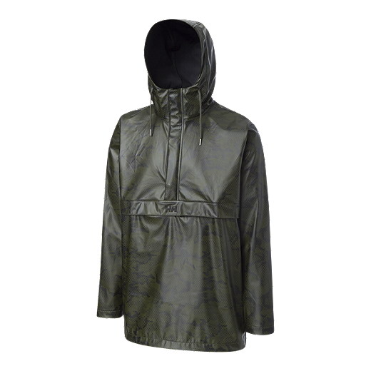 2a2a58dc631 Helly Hansen Men's Moss Anorak Jacket - FOREST CAMO