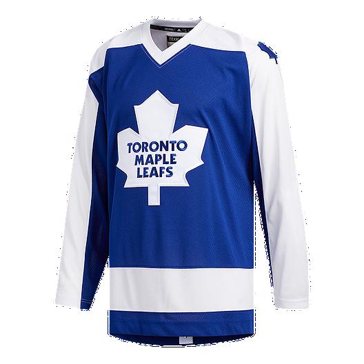 huge discount 47685 e5dc3 Toronto Maple Leafs adidas Team Classics 1978 Replica Blue Jersey