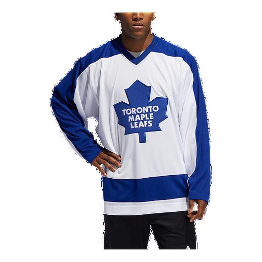 buy popular 95ae1 80b27 Toronto Maple Leafs adidas Team Classics 1978 Replica White Jersey