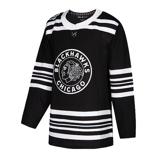 save off abc2a f0e69 Chicago Blackhawks adidas 2019 Winter Classic Jersey