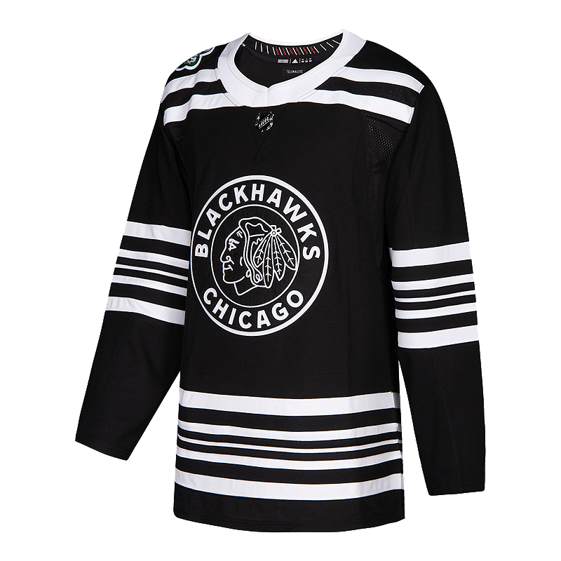 save off acf2b 6e3a4 Chicago Blackhawks adidas 2019 Winter Classic Jersey