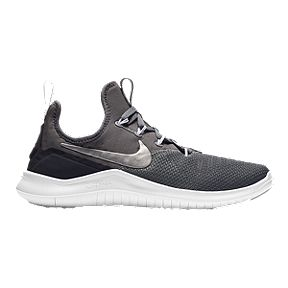 312d729954b7 Nike Women s Free TR 8 Training Shoes - Gunsmoke Silver