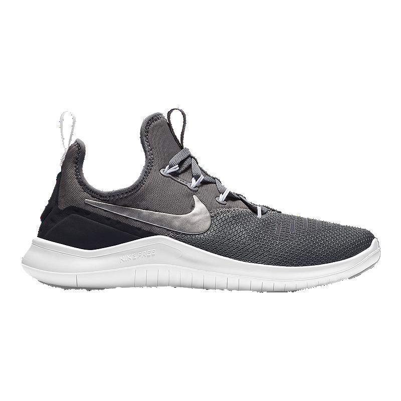 Nike Women s Free TR 8 Training Shoes - Gunsmoke Silver  8d9ad5177