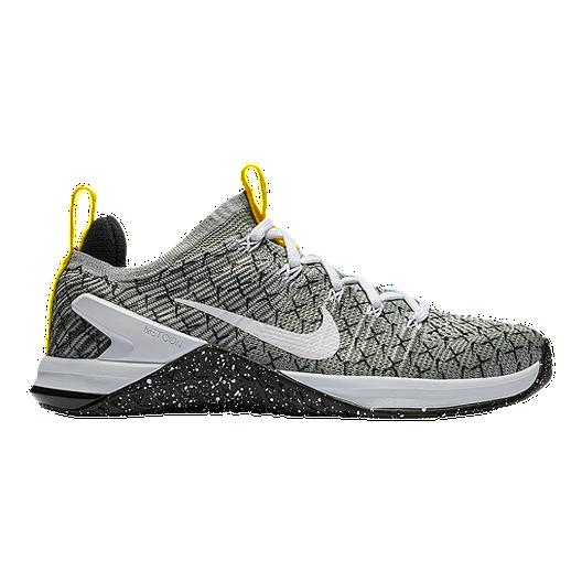 25b8f66bb9fb Nike Women s Metcon DSX Flyknit 2 Training Shoes - Black White ...