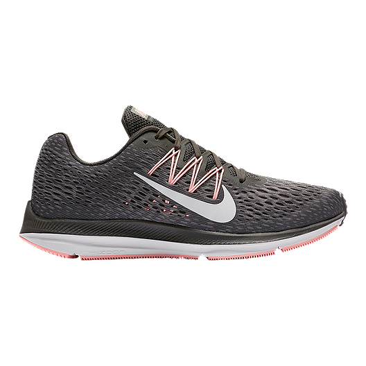 ac407d5877a46 Nike Women s Air Zoom Winflo 5 - Gray Pink White