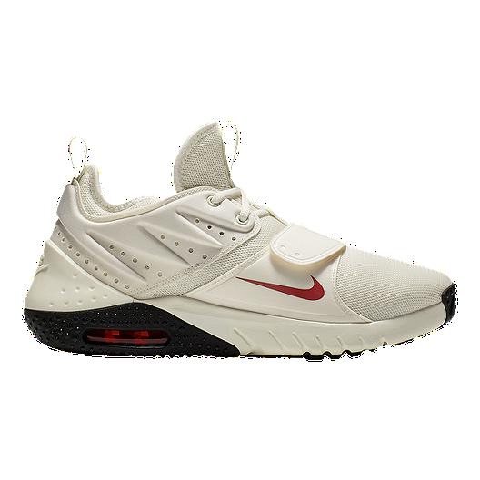 monigote de nieve Prehistórico soltero  Nike Men's Air Max Trainer 1 Training Shoes - White/Red/Black | Sport Chek