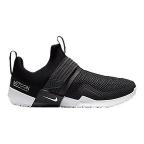 huge selection of 7f76a 30da3 Nike Men s Metcon Sport Training Shoes - Black White